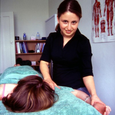Osteopath, Daniela De Fazio
