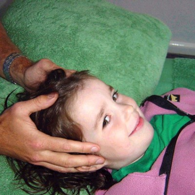 Paediatric osteopathy - cranial osteopathy for children