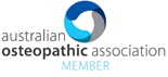 Australian Osteopathic Association Member