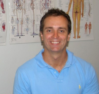 Dr Peter Parker, Registered Osteopath