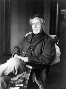 Andrew Taylor Still, founder of osteopathy