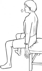 Bruggers Relief Position - Workplace Ergonomics
