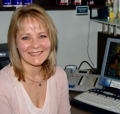 Sharyn Murphy, Receptionist, The Osteopaths of Heidelberg