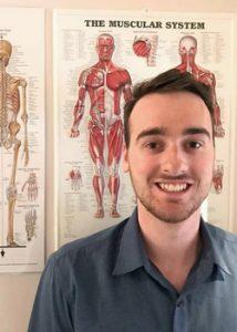Shaun Coghlan, Registered Osteopath