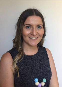 Dr Danielle Cullen, osteopath