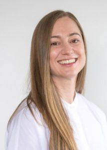 Laura Johnson, Osteopath